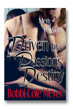 Driven by Passion's Destiny cover