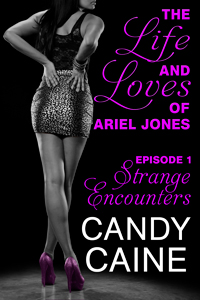 Strange Encounter -- The Life and Loves of Ariel Jones coverStrange Encounter -- The Life and Loves of Ariel Jones cover